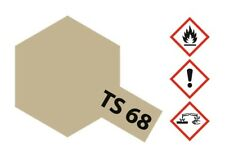 Tamiya Acryl Sprühfarbe TS-68 Holzdeck Hellbraun matt 100ml - 85068