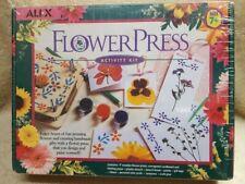 Alex Flower Press Activity Kit * New Paper Crafting