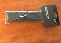 Nike Headband Black White Sweatband New Men's Women's Terry Cloth Sports Sweat
