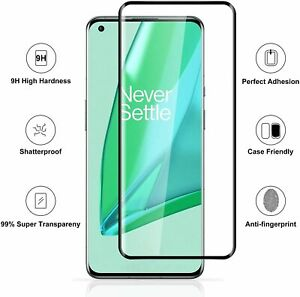 FULL COVER Tempered Glass Screen Protector For OnePlus 9 8 8T 7T 7 Pro Nord N10