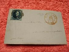 STAMPS - TIMBRE - POSTZEGELS - BELGIQUE - BELGIE 1861  NR.11a (ref.EN3)