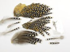 Part Used Jungle Cock Capes Fly Tying Feathers