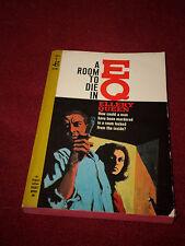 A Room to Die In by Ellery Queen (1965, paperback) Pocket original