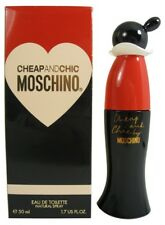 Cheap and Chic Moschino 1.7 OZ Eau De Toilette Spray New in Sealed Box