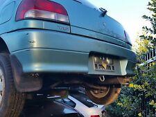 daihatsu charade 93-00 g200 rear bumper