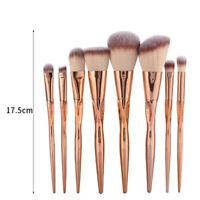 8pcs Pro Makeup Brush Set Powder Foundation Eye shadow Blush Cosmetic Brushes