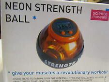 Neon Strength Ball from the Science Museum Uk