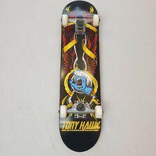 "Complete Skateboard Setup 7.75"" - Tony Hawk - Santa Cruz Sticker - EX DISPLAY"