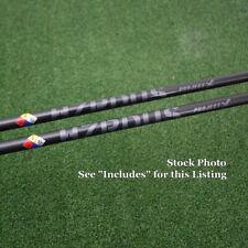 Project X HZRDUS Black Hybrid Shaft 85g .370 - 6.5 Extra Stiff X Flex - NEW