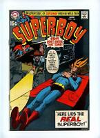 Superboy #166 - DC 1970 - BRONZE AGE - FN/VFN