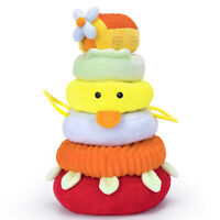 Soft Plush Baby Toys,stacking rings baby,baby gifts newborn for3,6,9,12,18mouths