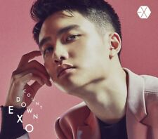 New EXO COUNTDOWN First Limited Edition D.O. ver CD Photobook Trading Card Japan