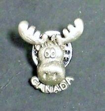 Canada Moose Lapel Pin