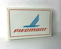 Vintage Piedmont airlines US Regional Airline Sealed Playing cards Deck