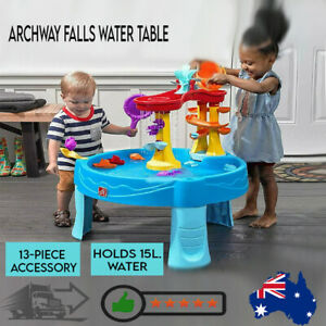 Step 2 Archway Falls Water Table Kids Water Play Table With 13Piece Accessories