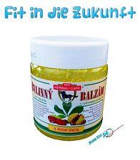 Aloe Vera Pferdebalsam Balsam wärmend EXTRASTARK Massage Gel Creme MASSAGELOTION