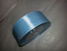 Satin Ribbon size 6, 10, 12, 15, 20,25, 38mm 22 Metrs Each BUY 3 & GET 4th FREE
