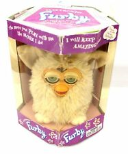 Vtg 1999 HASBRO TIGER ELECTRONICS Collectable FURBY Electronic Pet BOXED - CA1