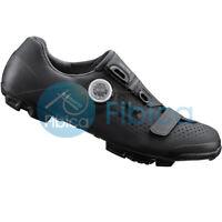 New 2020 Shimano SH XC501 Mountain MTB Cycling Shoes Black