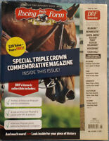 AMERICAN PHAROAH - 2015 DAILY RACING FORM COMMEMORATIVE HORSE RACING MAGAZINE!