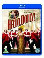 Hello, Dolly! [Blu-ray] [1969] [DVD][Region 2]