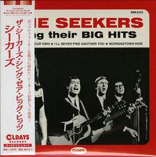 THE SEEKERS-THE SEEKERS SING THEIR BIG HITS-JAPAN MINI LP CD C94