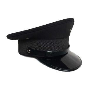 Men Chauffeur Hat Army Captain Hat Festival Cap Fancy Dress Military Costume