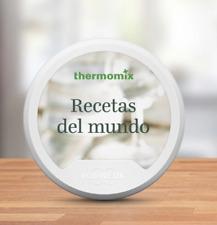 """LIBRO DIGITAL THERMOMIX TM5  """"RECETAS DEL MUNDO"""""""