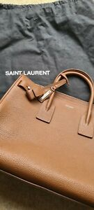 Saint Laurent Sac De Jour in Mocha - brand new