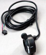 Black Non Lighted Electric Bike Kit Razor Thumb Throttle (Wilderness Energy)