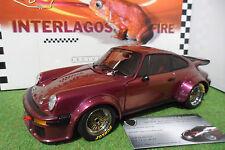 PORSCHE 934 RSR de 1976 STANDOX INTERLAGOS FIRE au 1/18 EXOTO PRM 11115