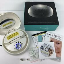 NuBrilliance New Microdermabrasion Skin Care System New In Box MSRP $249.00!!!