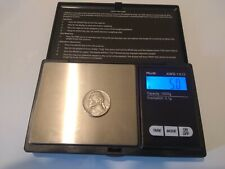 American Weigh Scale AWS100 Digital Pocket Scale 100g X 0.01g Resolution