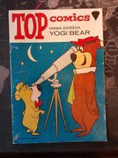 Top Comics Yogi Bear #1 First Issue 1967