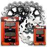 Suzuki F+R High Quality Stainless Steel Brake Rotor + Pads GSXR 1000 [2001-2002]