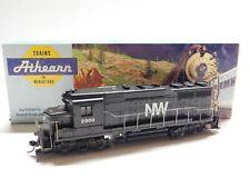 HO Scale - Athearn Norfolk & Western GP-30 Powered Diesel Locomotive Train #2900