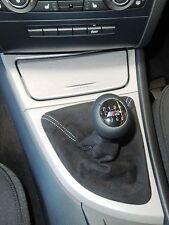 Original BMW 6 vitesses short shift M pommeau 1er e81 e87 performance schaltbalg