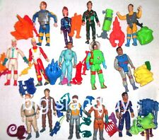 Real Ghostbusters Kenner 1986 - 1990 Humans Action Figures [ MULTI-LISTING ]