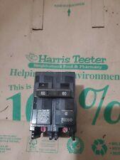 Siemens Q260 2-Pole 60-Amp 120/240V Plug-In Circuit Breaker