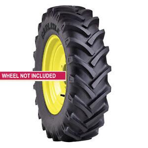 2 New Tires 14.9 24 Carlisle R-1 Tractor CSL 24 6 Ply Tube Type 14.9x24 Farm ATD