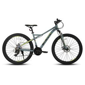New Mountain Bike 21 Speed 27.5 Wheel Suspension Fork Disc Brake Shimano EF41