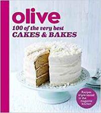 Olive: 100 of the Very Best Cakes and Bakes (Olive Magazine), Olive Magazine, Ne