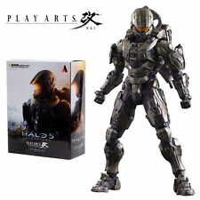 Square Enix Play Arts Kai HALO 5 GUARDIANS MASTER CHIEF Action Figure Statue Toy