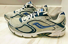 Saucony Cohesion NX Men's Size 9 Running Shoes Gray/Blue Athletic Sneakers