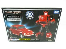 Transformers - Masterpiece - MP21R Red Bumblebee + coin