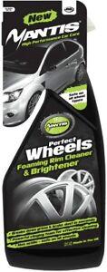 NEW JML Mantis Perfect Wheels Car Wheel Cleaner 500ml Spray Bottle Foam