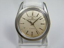 Sold As Is, Men's Vintage Chronometer Eterna-Matic, Broken Hair Spring