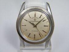 Sold As Is, Men's Vintage Chronometer Eterna-Matic, Broken Hair Spring