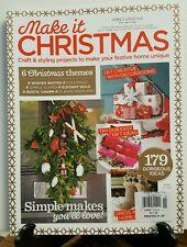 Make It Christmas Themes Get Creative Decorations Nov Dec 2014 FREE SHIPPING JB