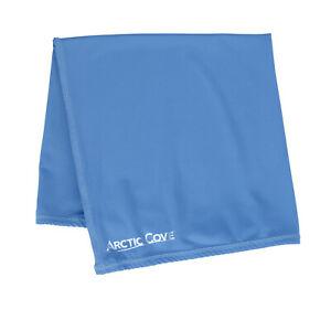 Arctic Cove Multi Wrap Towel Small/Medium Blue, MAC520
